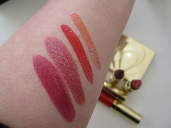 Joan Collins Timeless Beauty Swatches