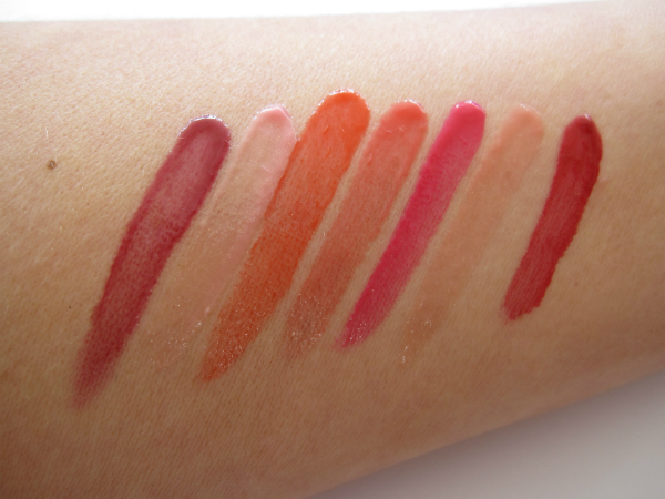 NARS New Gloss Swatch