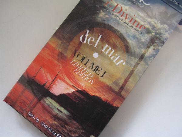 Sleek MakeUP i Divine Del Mar