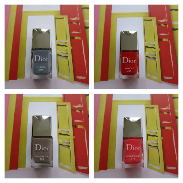 Dior Vernis Gel