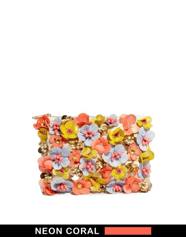 ASOS Floral Bag