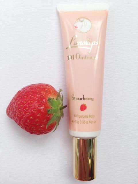 Lanolips Strawberry