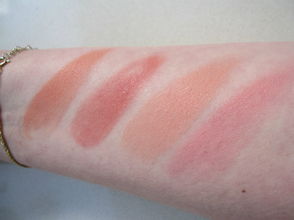 M&S Cream Blush Swatch
