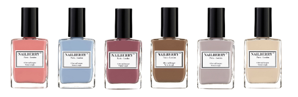 Nailberry Spring Collection