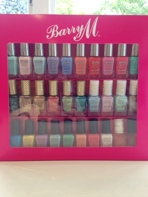 arry M Ultimate  Nail Set