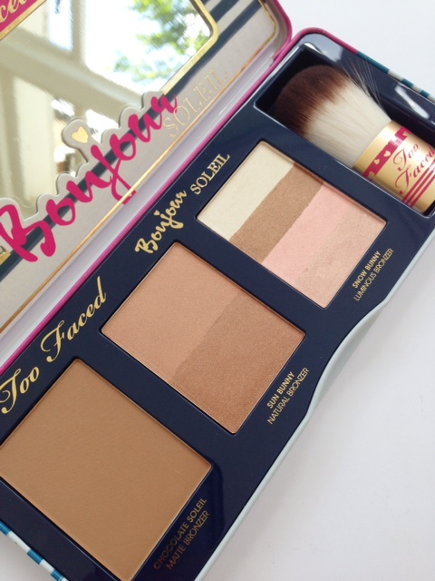 Too Faced Bronzer Soliel