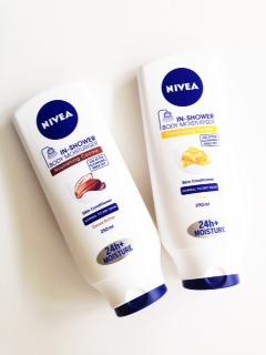 Nivea In-Shower Body Moisturiser