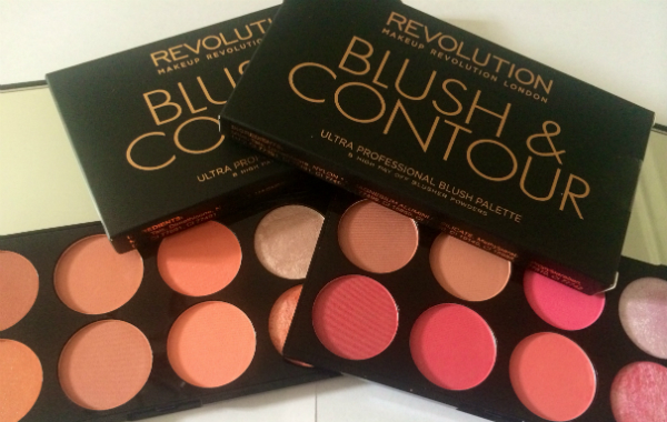 Make Up Revolution Blush Contour