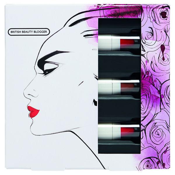 British Beauty Blogger Lip Colour Trio