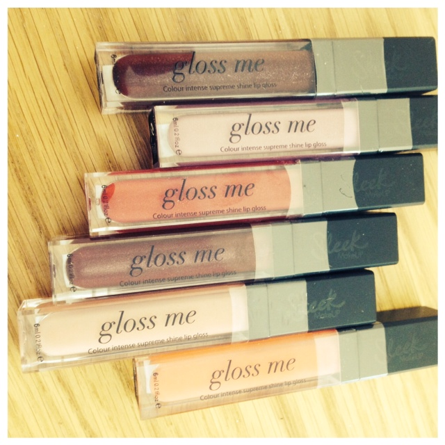 Sleek MakeUp Glosses