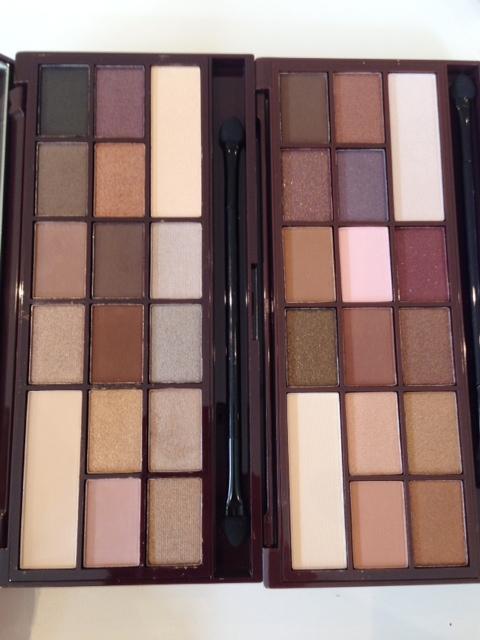I Heart Chocolate Palettes
