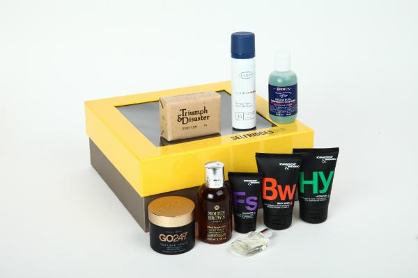 Selfridges Grooming Box