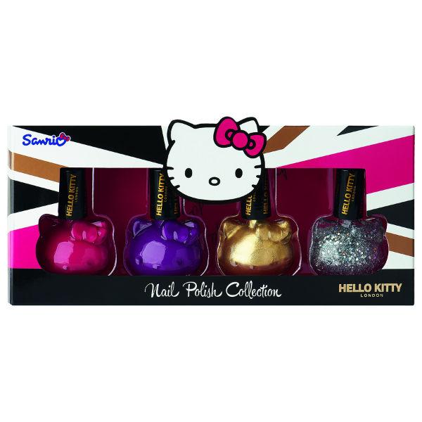 Hello Kitty London Nail Polish Collection