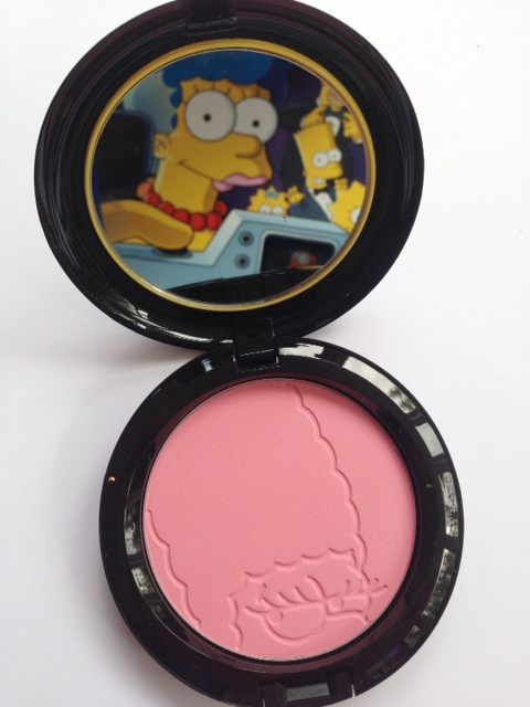 MAC Simpsons Blush