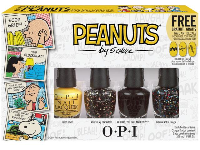 OPI Peanuts