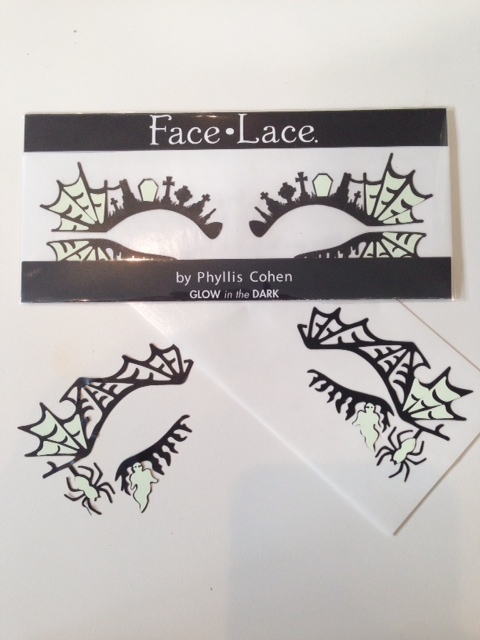 FaceLace Halloween