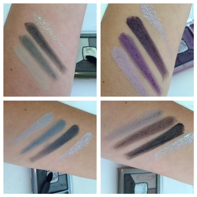 Bourjois Smoky Stories Palettes