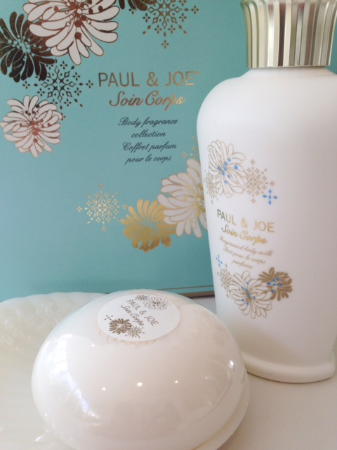 Paul & Joe Body Fragrance Collection