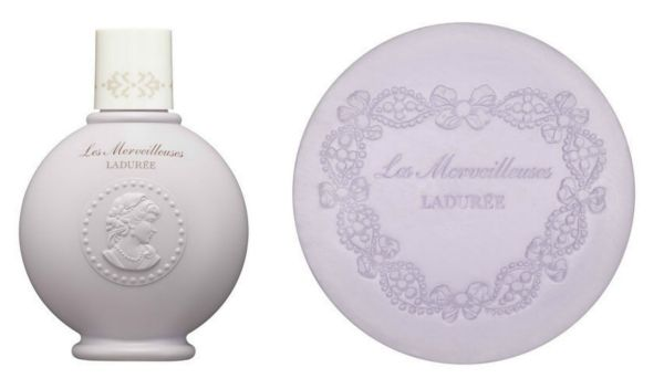 Laduree Body Collection