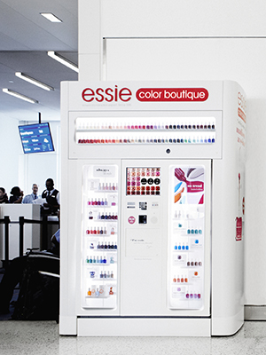 Essie Color Boutique